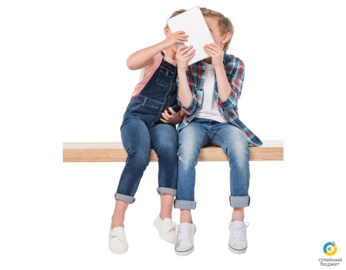 дитячі покупки в інтернеті